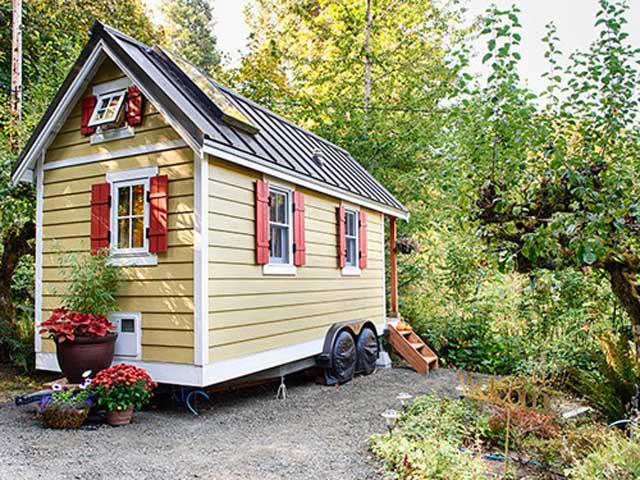 The Tiny House Movement: Living Tiny
