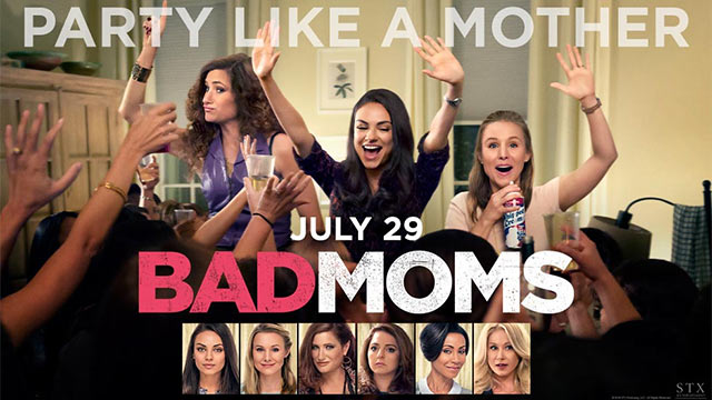Bad Moms Hd Filme